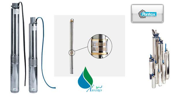 پمپ آب شناور پنتاکس ایتالیا - پمپ چاه آب پنتاکس ایتالیا