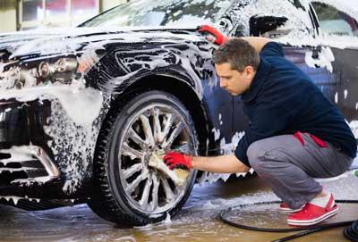 تمیز بودن ماشین