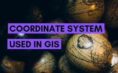 پردازش نقشه ها در GIS