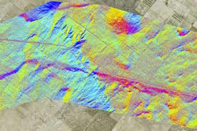 استفاده از نقشه در GIS