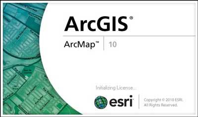 اجرای پروژه GIS با ArcMap10