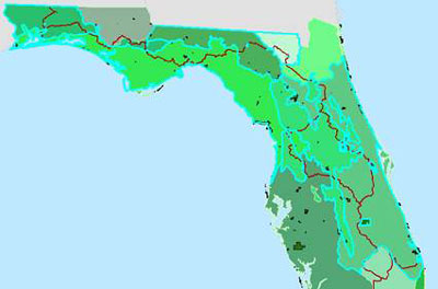 نمایش موقعیت مکانی داده ها در GIS